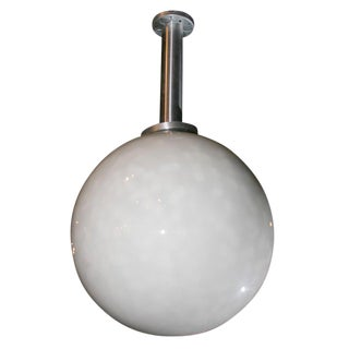 1960s Vintage Ball Ceiling Light For Sale