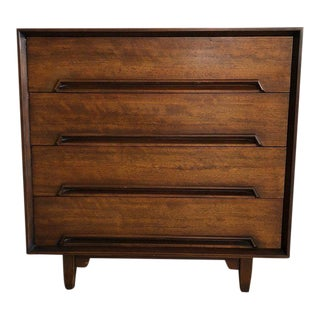 Milo Baughman for Drexel Perspective 4-Drawer Chest of Drawers