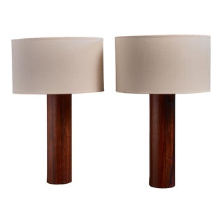 Uno & Osten Kristiansson Table Lamps for Luxus, Sweden For Sale