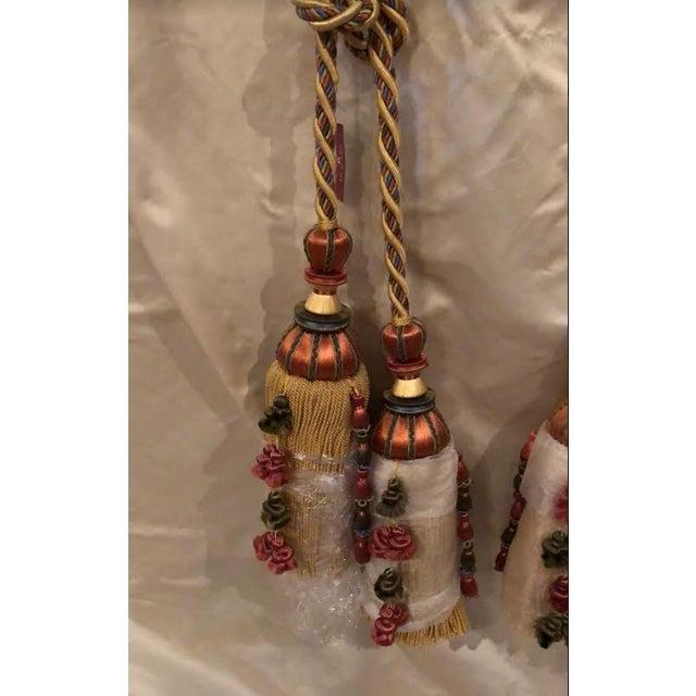 Houlès Paris Antica Tassels Tieback For Sale - Image 12 of 12