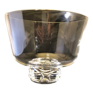 Steuben Glass Punch Bowl For Sale