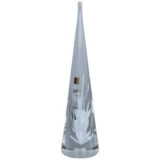 Licio Zanetti Glass Murano Sculpture For Sale