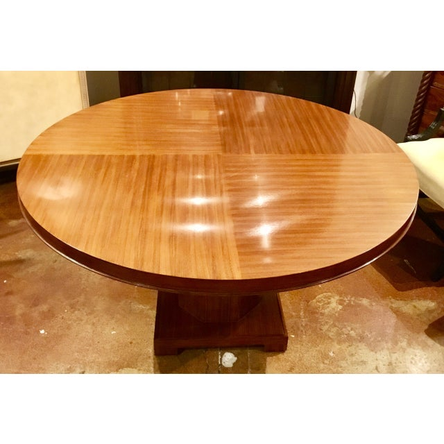 Modern Barbara Barry for Henredon Modern Ascot Dining Table For Sale - Image 3 of 6