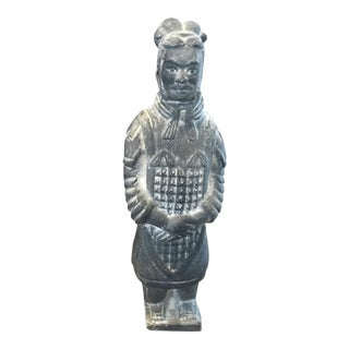 Asian Samurai Decorative Figure