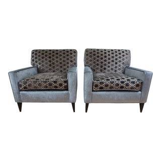 Paul McCobb Planner Group Lounge Chairs by Custom Craft - Pair