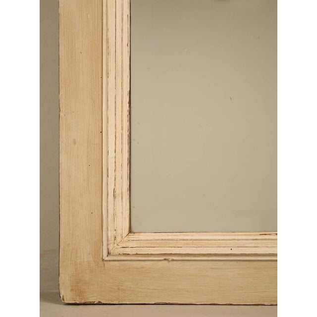 Circa 1890 French Painted Mirror - Image 7 of 11