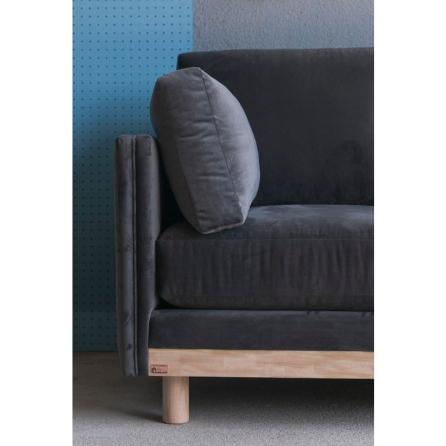Contemporary Ebb and Flow Chelsea Sofa For Sale - Image 3 of 6