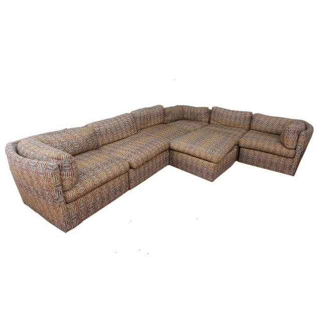 Milo Baughman Vintage Sectional for Thayer Coggin - Image 1 of 10