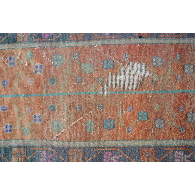 Turkish Oushak Rug For Sale - Image 5 of 6