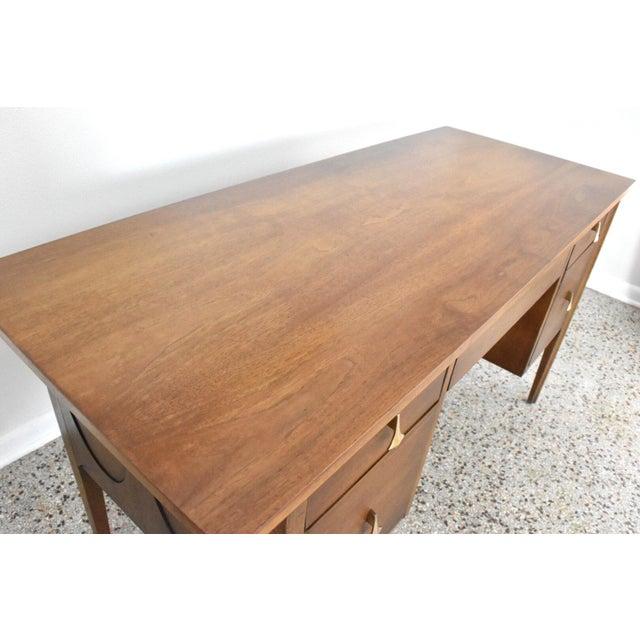 Mid-Century Modern Broyhill Brasilia Desk - Image 8 of 9