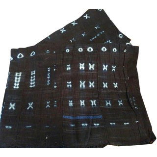 Shibori Indigo Textile