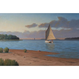 Ronald Tinney, 'Saturday Sail' Painting, 2018 For Sale