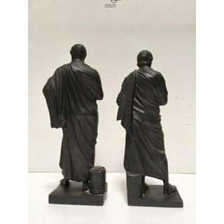 Roman Plaster Casts - a Pair Preview