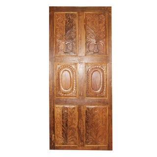 19th Century Antique Interior Panel For Sale