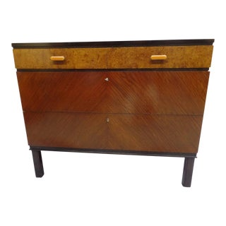 Swedish Mid-Century Modern Chest of Drawers / Commode by Axel Einar Hjort, 1930