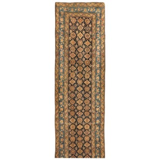 Exceptional Antique 19th Century Caucasian Karabagh Runner For Sale