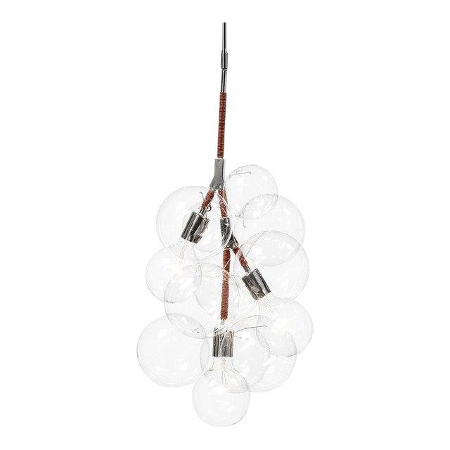 Pelle Pendant Bubble Chandelier For Sale