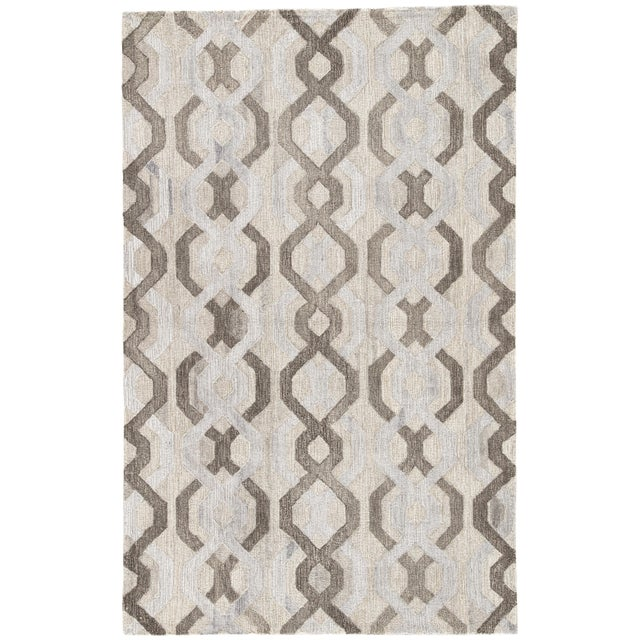 Jaipur Living Fairfield Handmade Trellis Area Rug - 2′ × 3′ For Sale In Atlanta - Image 6 of 6
