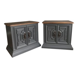 Drexel Heritage Nightstands - A Pair