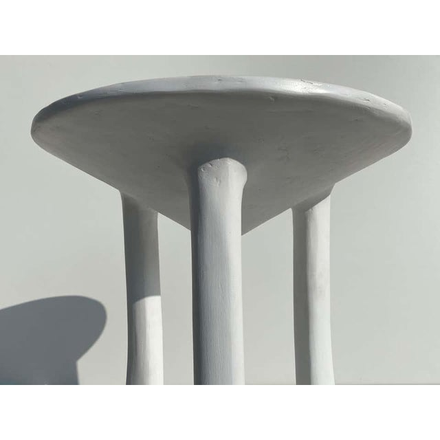 2010s African Side Tables with Feet - a Pair For Sale - Image 5 of 12