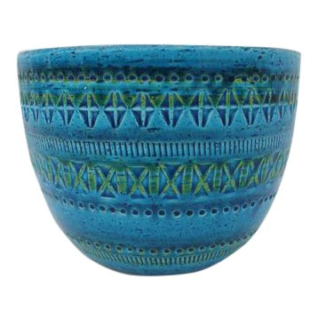 Aldo Londi Bitossi Pottery Planter - Image 1 of 6