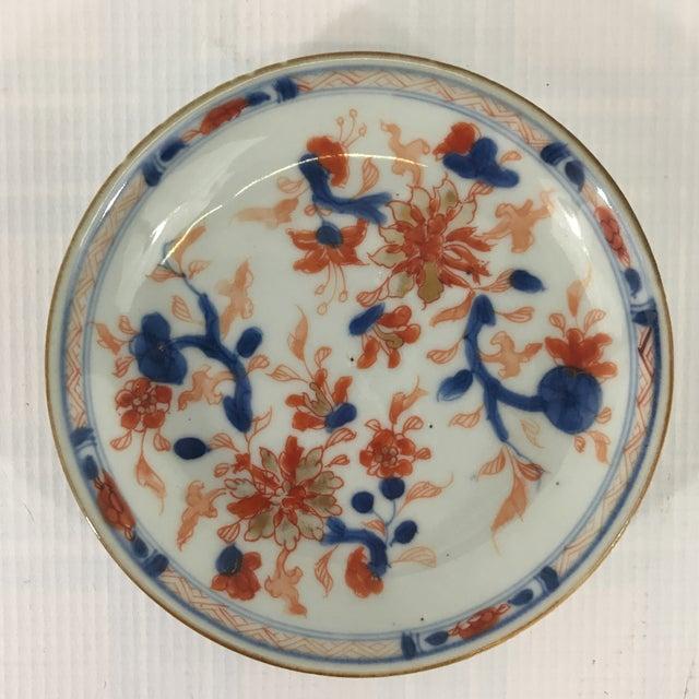 Small Imari Porcelain Dish For Sale - Image 4 of 7