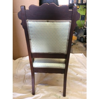 1800's Antique Parlor Chair Preview