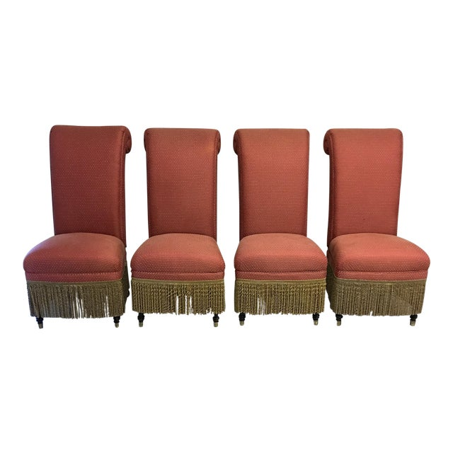 """Lillian August """"Carlyle"""" Chairs - Set of 4 For Sale"""