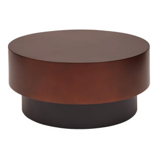 Martha Coffee Table, Bronze For Sale