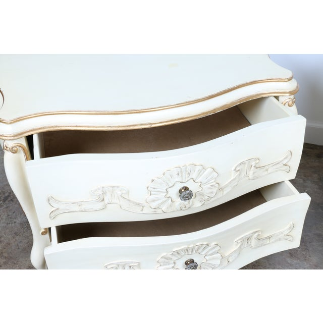 French Chest of Drawers - Pair - Image 9 of 11