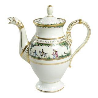 Ceralene Palais Royal Coffee Pot For Sale
