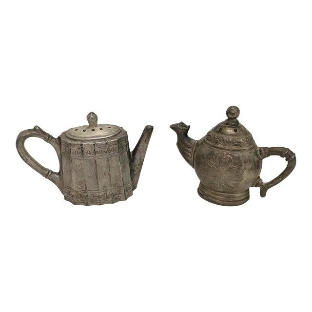 Teapot Salt & Pepper Shakers For Sale