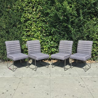 70s Set of Chairs by Milo Baughman Preview
