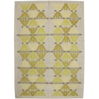 New Contemporary Rug With Postmodern Bauhaus Style - 10′4″ × 14′6″ For Sale