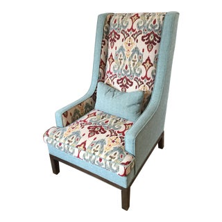 Donghia Wing Back Chair For Sale