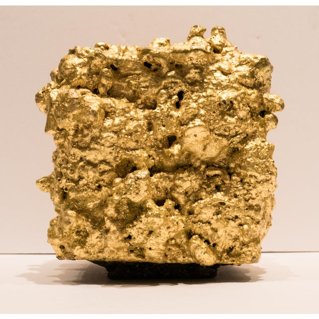 "James Bearden ""Gilded Barnacle Box #3"" For Sale - Image 10 of 10"