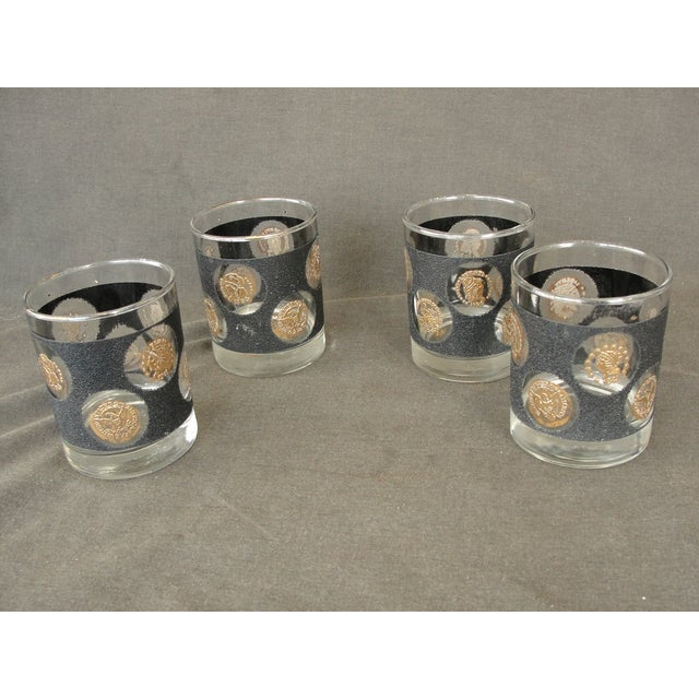 Libbey Coin Highball Glasses - Set of 8 - Image 2 of 10