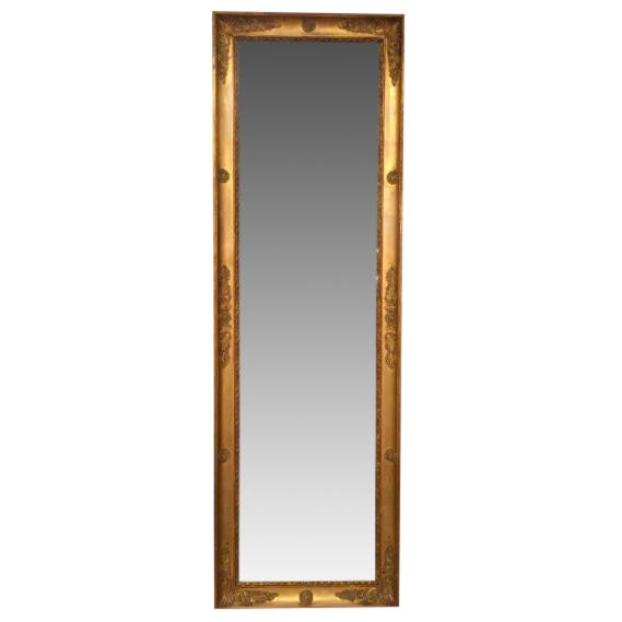 French Empire Pier Mirror For Sale
