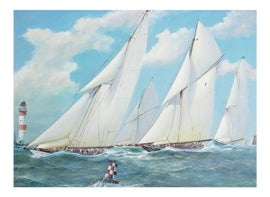 Image of Nautical Paintings
