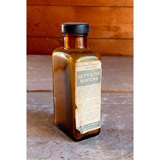 Antique Medicine Bottle, Vintage Doctors Pharmacy Preview