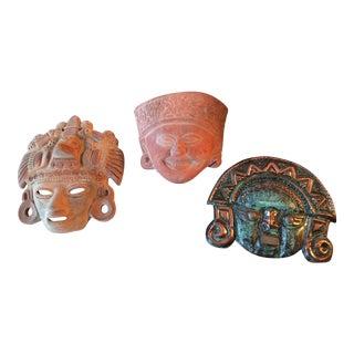 Vintage Masks - Set of 3