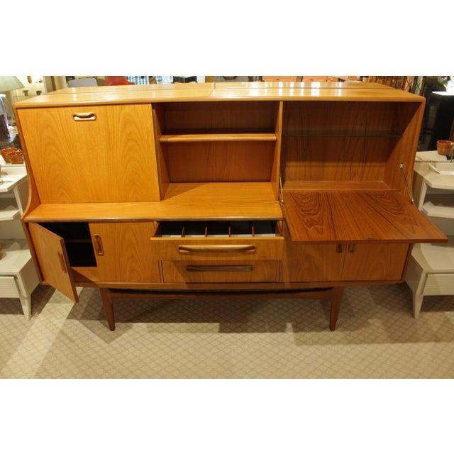 Mid-Century Modern Vintage Ib Kofod-Larsen for G Plan Credenza For Sale - Image 3 of 5