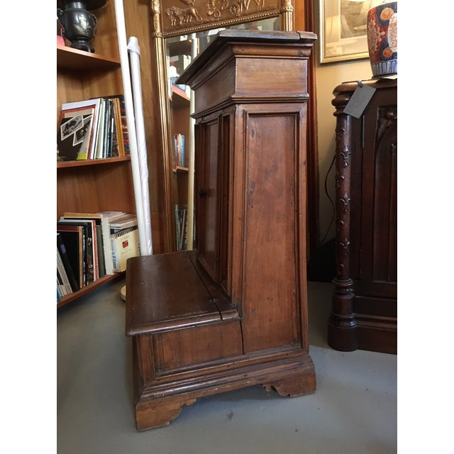 2 available. Italianesque Renaissance revival oak Prie Dieu's circa turn of the century. Built by the furniture and...