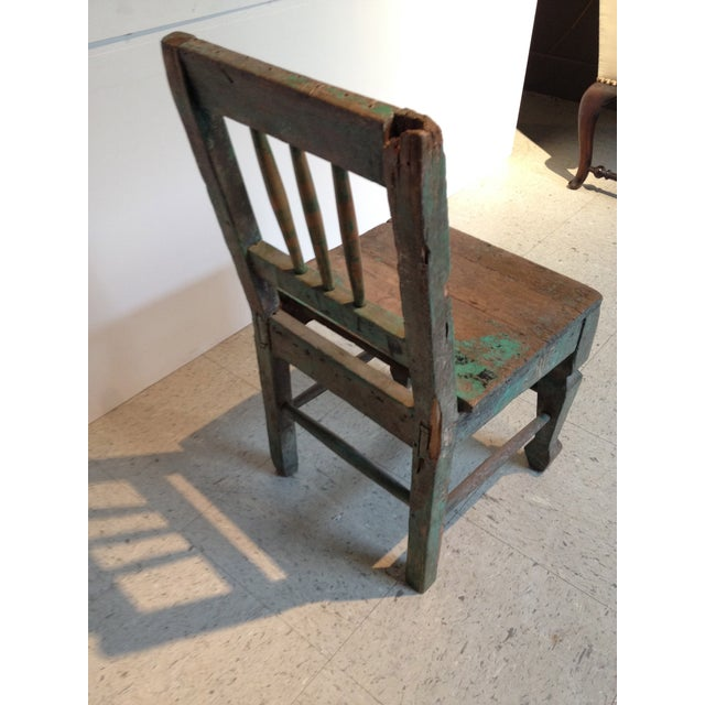 1940s Rustic Children's Chair - Image 5 of 5