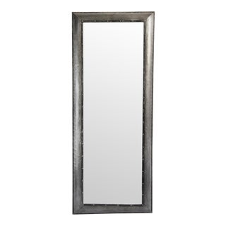 Gunmetal Full Length Mirror For Sale