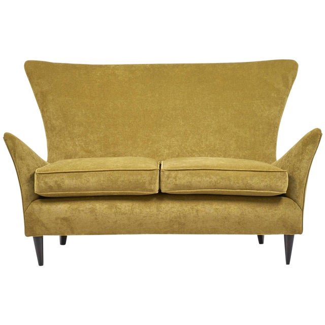 Vintage Gio Ponti Italian Sofa - Image 1 of 9