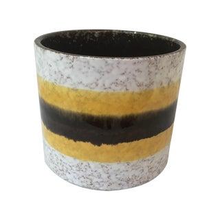Mid-Century West German Pottery Vase
