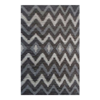 """Hand Knotted Navajo Rug by Aara Rugs - 11'10"""" x 15'10"""""""