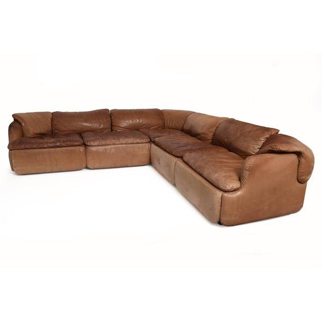 Alberto Rosselli for Saporiti Sectional Sofa For Sale In Phoenix - Image 6 of 6