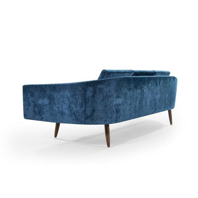 1950s Adrian Pearsall for Craft Associates Cloud Sofa For Sale - Image 5 of 12